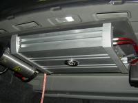 Установка усилителя DLS MA41 в Volkswagen Polo V