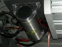 Установка Sound Quest CAP2M в Volkswagen Polo V