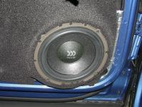 Установка акустики Morel Virtus 602 в Volkswagen Tiguan