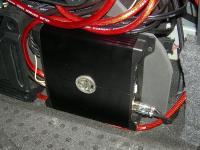 Установка усилителя DLS XM20 в Volkswagen Tiguan
