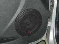 Установка акустики Morel Maximo 6 в Lada Granta Liftback