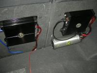 Установка усилителя DLS XM20 в Nissan Almera