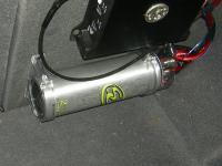Установка Sound Quest CAP2M в Nissan Almera