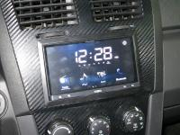 Фотография установки магнитолы Pioneer AppRadio 2 SPH-DA100 в Dodge Avenger