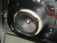Установка акустики Pioneer TS-E170Ci в Volkswagen Polo V