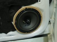 Установка акустики DLS 426 в Volkswagen Polo V