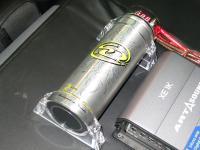 Установка Sound Quest CAP2M в Chevrolet Cruze