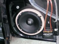 Установка акустики Morel Maximo 6 в Honda Accord