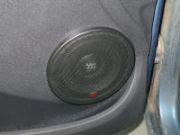 Установка акустики Morel Maximo 6 в Renault Logan