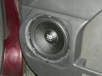 Установка акустики Morel Maximo 6 в Opel Monterey