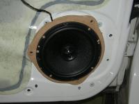 Установка акустики Morel Maximo Coax 6 в SsangYong Kyron