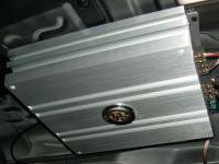 Установка усилителя DLS MA23 в BMW 3 (E90)