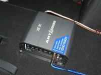 Установка усилителя Art Sound XE 1K в KIA Sportage