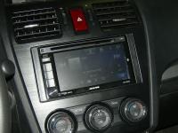 Фотография установки магнитолы Alpine INE-W920R в Subaru XV