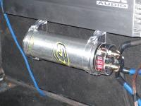 Установка Sound Quest CAP2M в Volkswagen Vento