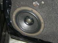 Установка акустики Morel Hybrid Integra 602 в Opel Insignia
