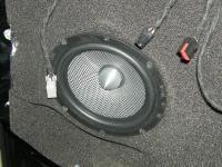 Установка акустики MTX T6S652 в Ford Explorer V