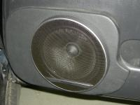 Установка акустики Pioneer TS-E170Ci в Subaru Impreza