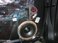 Установка акустики Morel Virtus 602 в Chevrolet Captiva