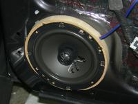 Установка акустики DLS 426 в Chevrolet Captiva