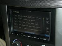 Фотография установки магнитолы Alpine INA-W910R в Chevrolet Captiva