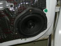 Установка акустики Morel Maximo Coax 6 в Chevrolet Cruze