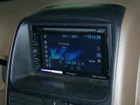 Фотография установки магнитолы Pioneer AVH-X1500DVD в Honda CR-V (II)