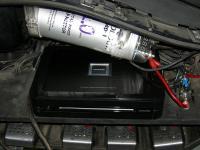 Установка усилителя Alpine PDX-V9 в BMW K1200LT