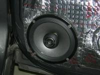 Установка акустики Alpine SPR-60 в Opel Zafira B
