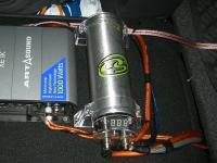 Установка Sound Quest CAP2M в Hyundai ix35