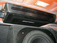 Установка усилителя Eton ECC 500.4 в BMW M1