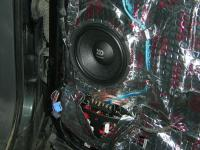 Установка акустики Morel Virtus 602 в Chevrolet Avalanche