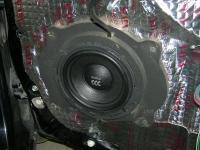 Установка акустики Morel Virtus 602 в Toyota Camry V40