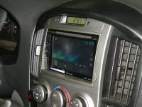 Фотография установки магнитолы Pioneer AVH-X1500DVD в Hyundai Grand Starex