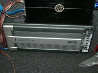 Установка усилителя Audison LRx 1.1k mono black в Mazda 6 (II)
