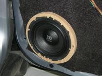Установка акустики Morel Virtus 602 в Subaru Forester (SH)