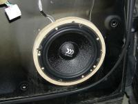 Установка акустики Morel Maximo 6 в Suzuki Grand Vitara