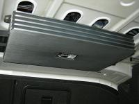 Установка усилителя Kicx QS 1.600 в Volkswagen Passat CC
