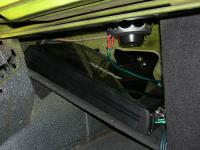 Установка усилителя Eton ECC 500.4 в Buick GSX