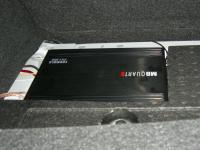 Установка усилителя MB Quart FX1.600 в Mazda 6 (II)