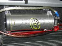 Установка Sound Quest CAP2M в Acura TL