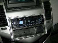 Фотография установки магнитолы Alpine CDE-175R в Chevrolet Cruze