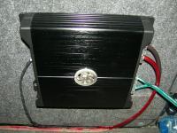 Установка усилителя DLS XM20 в Ford Cougar