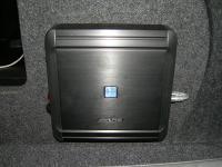 Установка усилителя Alpine MRV-M500 в Lexus ES (XV60)