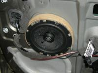 Установка акустики DLS B6A в Renault Fluence