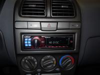 Фотография установки магнитолы Alpine CDE-9882Ri в Hyundai Accent