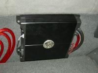 Установка усилителя DLS XM20 в Subaru Impreza