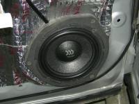 Установка акустики Morel Virtus 602 в Suzuki Grand Vitara