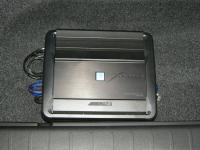 Установка усилителя Alpine MRX-F65 в Suzuki Grand Vitara