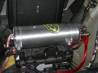 Установка Sound Quest CAP2M в Audi A4 (B8)